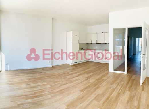 Luisenpark! Perfect 3 room apartment with terrace and view to TV Tower!