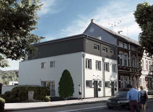 Großzügig und modern: Stadthaus mit architektonischem Schick