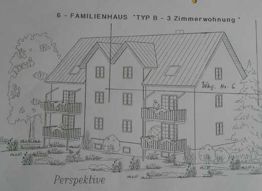 Attraktive, modernisierte 3-Zimmer-DG-Wohnung zur Miete in Weidhausen/Föritz