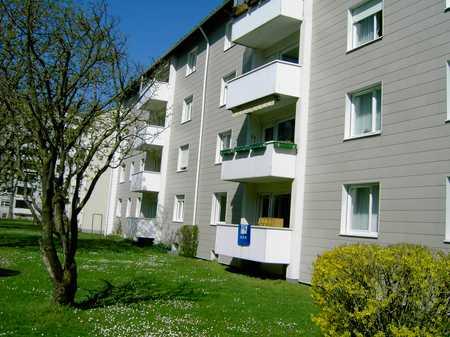 kleine 3-Zimmerwohnung mit Balkon in der Wertachschleife in Kaufbeuren (Kernstadt) (Kaufbeuren)