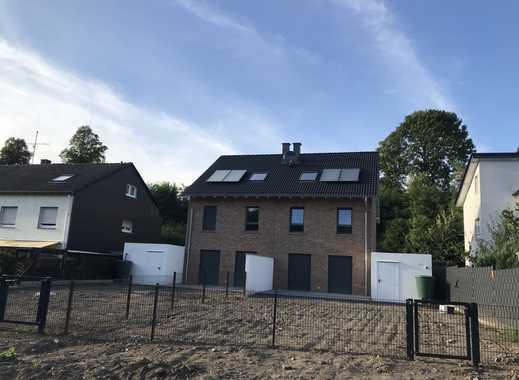Erstbezug: Exklusive Neubau-Doppelhaushälfte im Grünen, DO-Schüren