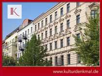 Stuckaltbau in urbaner Lage Direkt