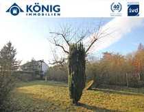 Grundstück in Mainz-Gonsenheim - eine seltene