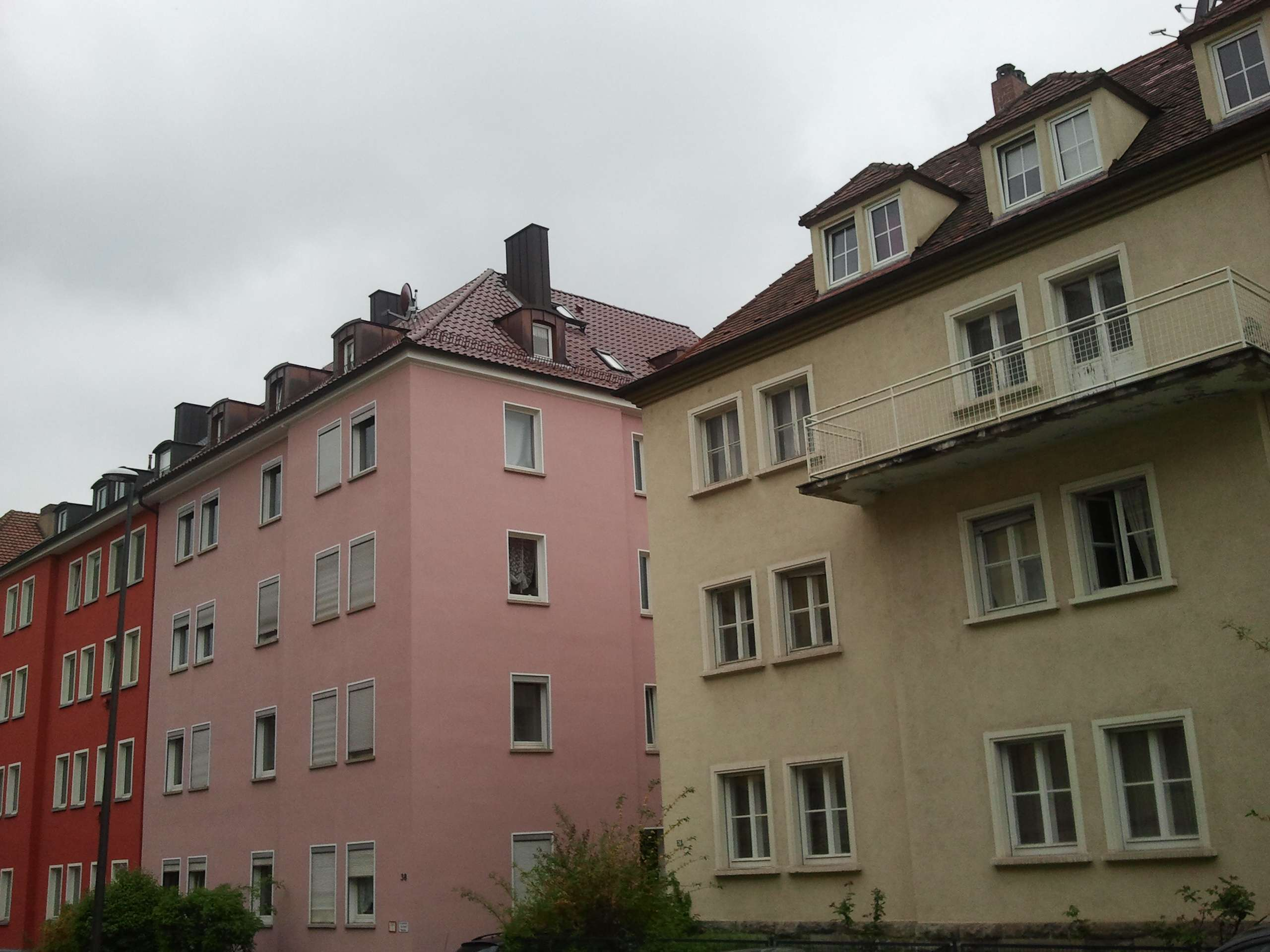 Ruhig gelegene Dachgeschosswohnung in