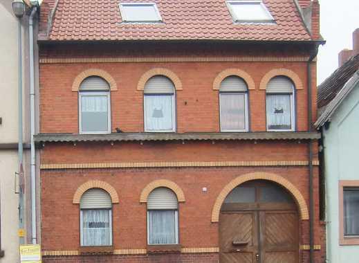1-2-Familienhaus mit Garten, Hof und Lagerraum in Dannstadt zu vermieten
