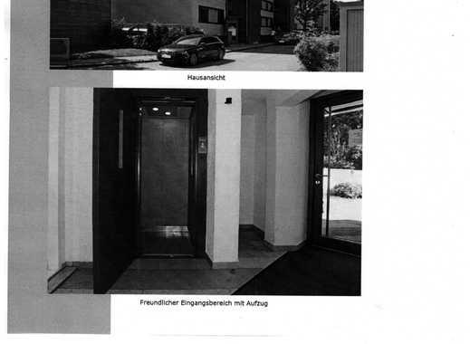 Exklusive, gepflegte 3-Zimmer-Wohnung mit Balkon in Bad Aibling