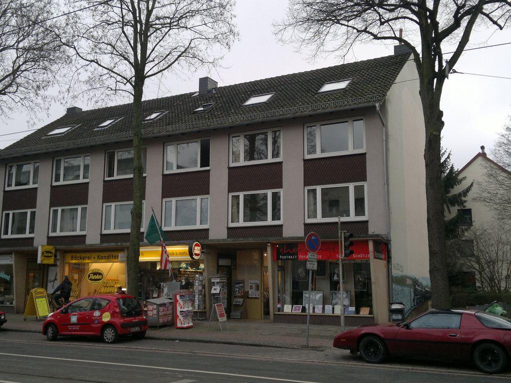 Ansicht außen Hamburger Str. 3