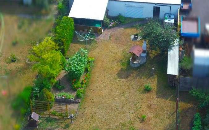 Ansicht Garten Richtung Haus