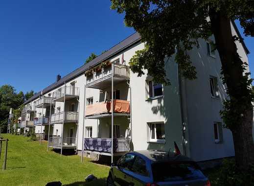 Freundliche 2-Zimmer-Wohnung im GRÜNEN Plauen :-) :-) mit EBK möglich !!!