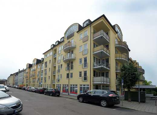 Vermietete Neubau-Kapitalanlage mit EBK + kl. Balkon in Leipzig Leutzsch