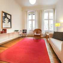 Berlin Living Ruhige Altbauwohnung mit