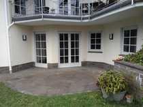 Schicke Wohnung mit Terrasse in exclusiver Wohnlage! Direktkontakt zum Vermieter 0173 9119408