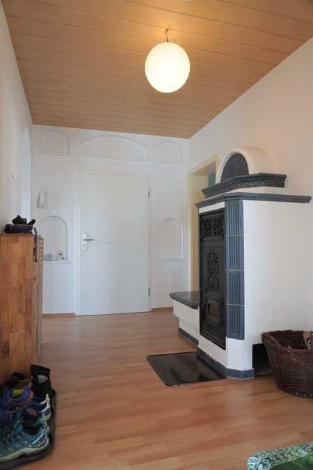 Attraktive 4-Zimmerwohnung mit eigenem Gartenanteil in ruhiger Wohnlage in Mühldorf am Inn
