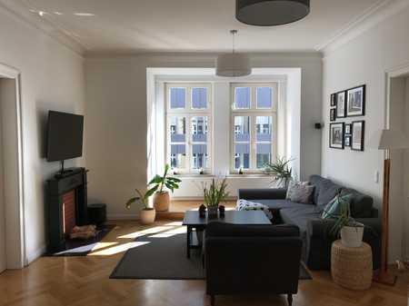 luxuriöse 5-Zimmer-Wohnung in bester Lage Münchens in Maxvorstadt (München)