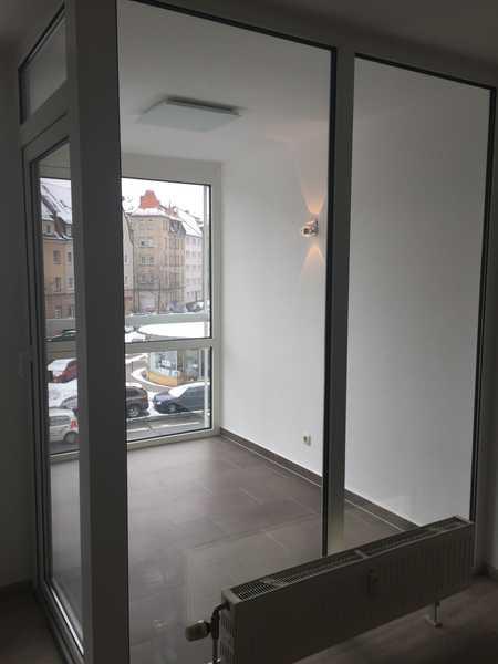 Exklusive, neuwertige 2-Zimmer-Wohnung mit Einbauküche in Nürnberg in Ludwigsfeld