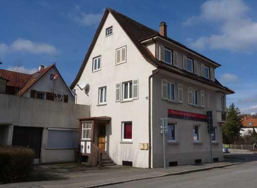 Wohn-Geschäftshaus / Weststadt
