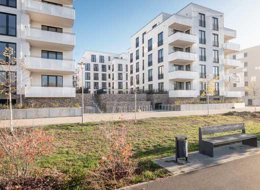 Erstbezug 3-Zimmer-Wohnung mit direkten Wasserblick *Wohnen am Lindenauer Hafen*