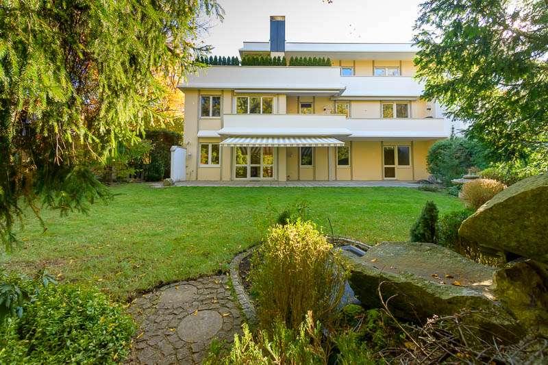 Exklusive Gartenwohnung in Bestlage Harlaching-Menterschwaige in Harlaching (München)