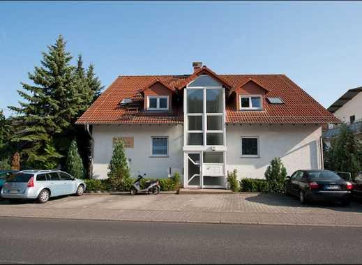 3,5 Zi-Wohnung m Einbauküche, Kamin, Gäste-WC, Balkon, hell, ruhig, top