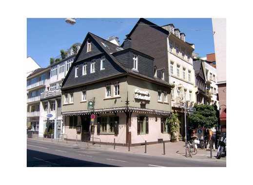 Historisches Gasthaus: F-Innenstadt DIE KRAWALLSCHACHTEL - zur Verpachtung steht das ganze Haus!!