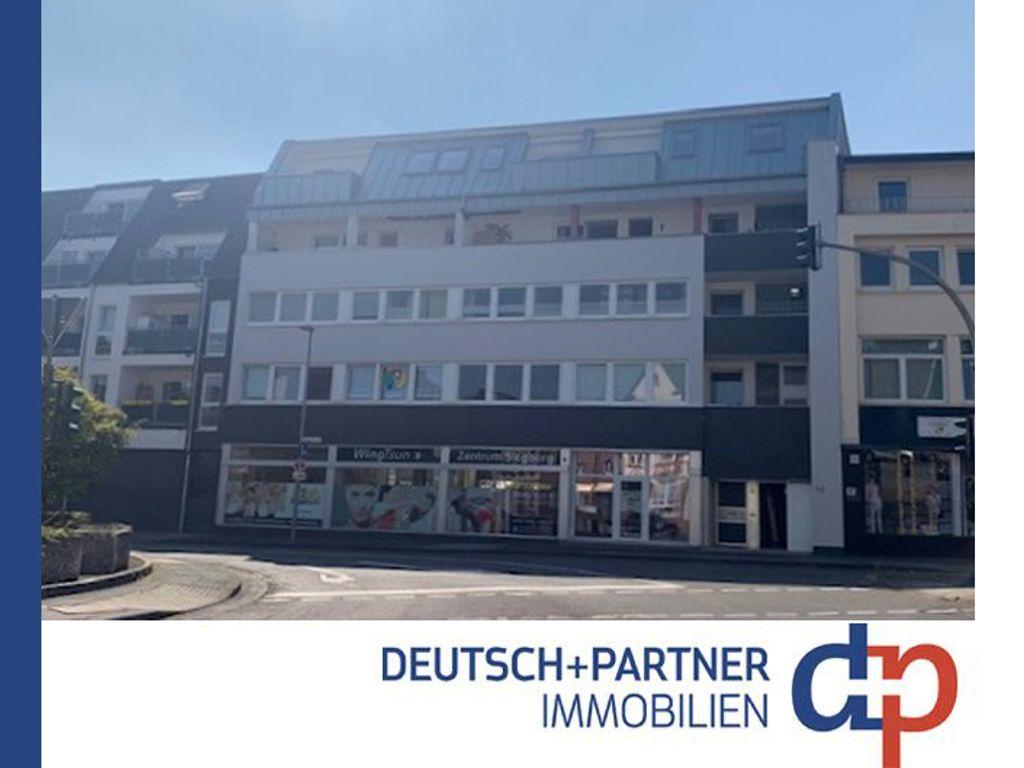 Siegburg zentrum sch n geschnittene 2 zi wohnung in for Wohnung mieten siegburg