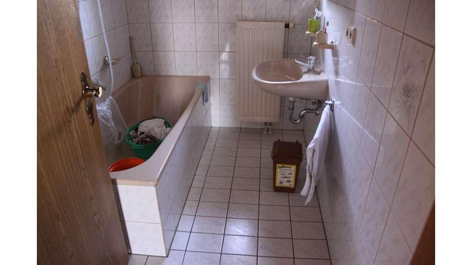 Bad im Haupthaus Erdgeschoss