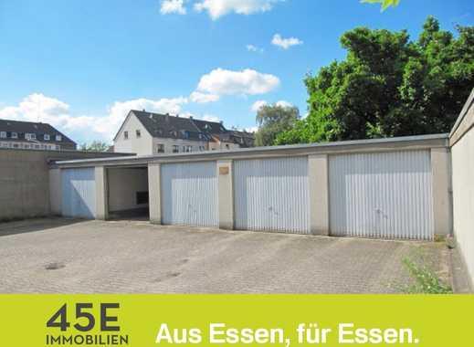 Endlich wieder eine Garage frei! Wo? Garagenhof Radhoffstr. 40-42