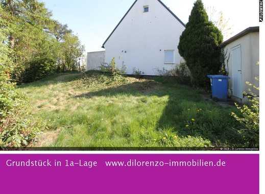 ***GRUNDSTÜCK in 1a-Lage  mit Bauvoranfrage für ein REIHENECKHAUS  in MG-Odenkirchen***