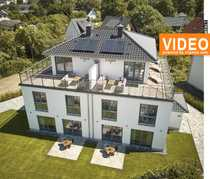 Luxuriöser Neubau - Doppelhaushälfte