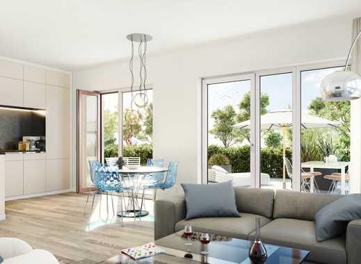 PANDION PENTA - Optimal geschnittene 4-Zimmer-Gartenwohnung mit großer Terrasse