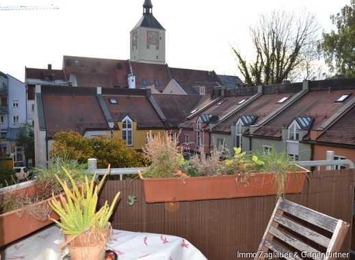 3 Zimmer Maisonette-Wohnung im Altstadtviertel **Zentrum - Deggendorf**