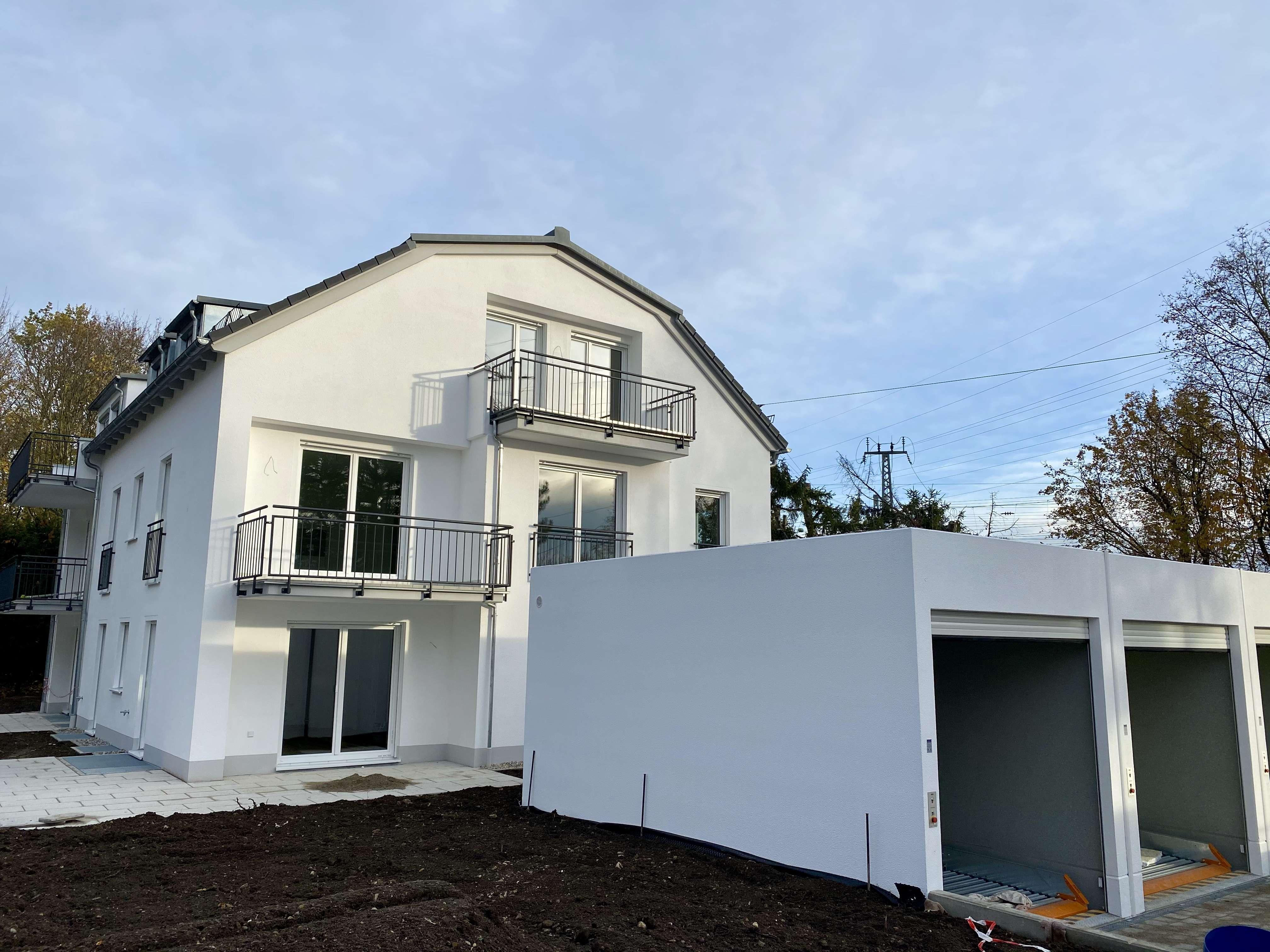 Erstbezug mit Balkon: 3-Zimmer-Balkonwohnung in Aubing, München in Aubing (München)