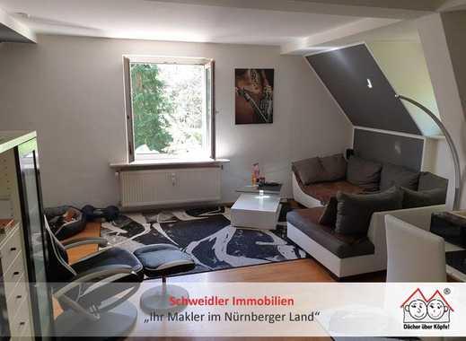 Geschmackvolle 2-Zimmer-Villenwohnung in Hersbrucker Bestlage zur Miete