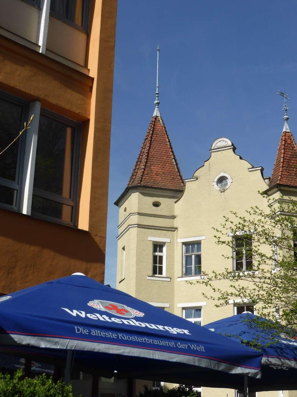 Sanierte Wohnung in denkmalgeschütztem Altbau in Achdorf (Landshut)