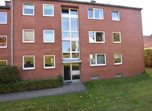 Freie Einzimmerwohnung im EG mit Terrasse in ruhiger Lage, letzte NKM 400 €