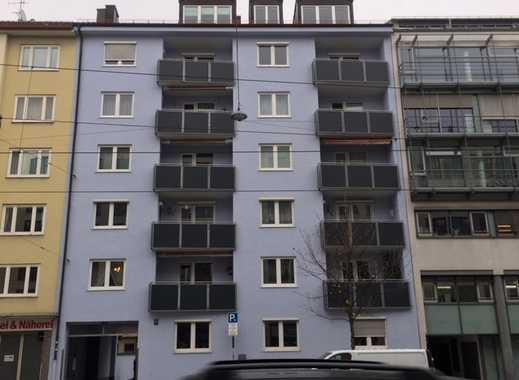 Topplage in Maxvorstadt nähe Stiglmaierplatz zur Kapitalanlage