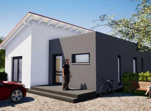 Ein Ort zum Wohlfühlen; Ihr moderner Bungalow in Mörstadt als Ausbauhaus