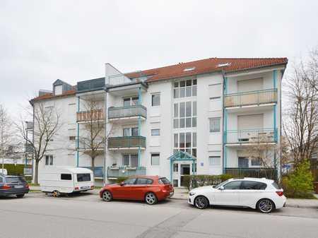 Maisonette-Wohnung mit Einbauküche und Balkon in Untermenzing (München)