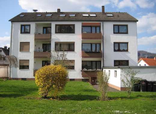 Renovierte 2-Zimmer-Mietwohnung in ruhiger Lage von Rotenburg an der Fulda!