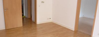 modernisierte 4-Zimmer-Wohnung mit Einbauküche in Porta Westfalica, Hausberge