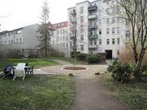Hübsche 2-Zimmer-Wohnung in Plagwitz sucht