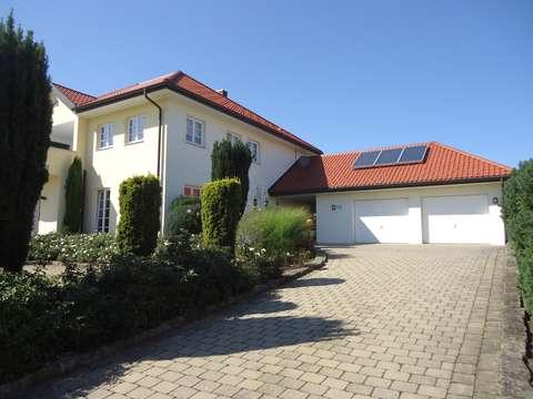 Traumhaftes Zweifamilienhaus in einem Teilort von Murrhardt
