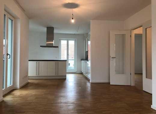 Haus im Haus - großzügige 5-Zimmer-Wohnung mit 2 Terrassen, Erstbezug 2018