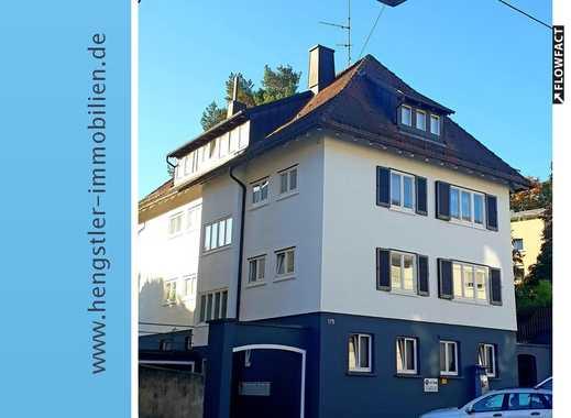 Eine Seltenheit auf dem Immobilienmarkt: 6 - Familienhaus in Stuttgart-West mit 4,75 % Rendite