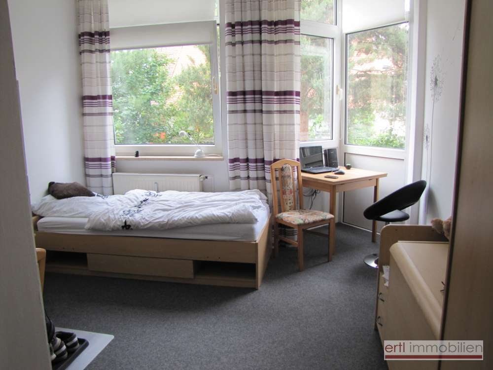 ** hübsches 1 Zi-Apartment --- möbliert --- ruhige/zentrale Lage **