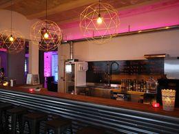 Loft/Atelier mit Bar