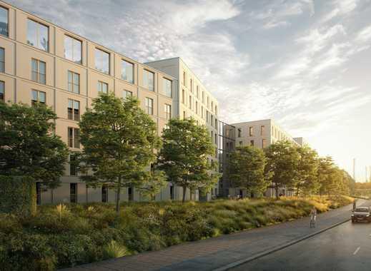 Sehr gut aufgeteilte 3 Zimmer Wohnung mit Nord-Ost-West Ausrichtung und Nähe zur Isar