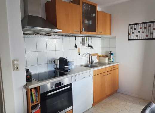 Renovierte 3-Zi. Altbauwohnung mit Einbauküche und Terrasse in Kempten-Ost