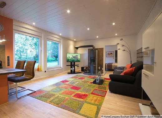 Extremely attractively designed and comfortable apartment overlooking the garden and with car par...