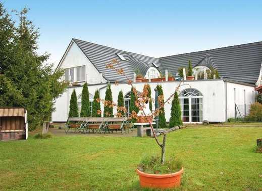 Freistehendes Ferienhaus mit traumhaftem Panoramablick auf den Saaler Bodden